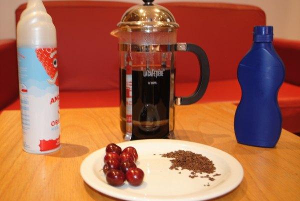 press pot coffee