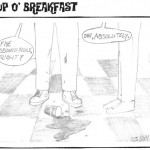 Cup of Breakfast – Coffee Comics #1