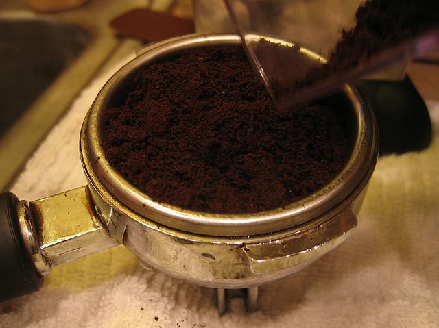 continue dosing espresso