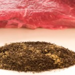 Simple BBQ Coffee Rub for Steaks, Pork and More
