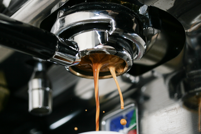 Blonding Espresso
