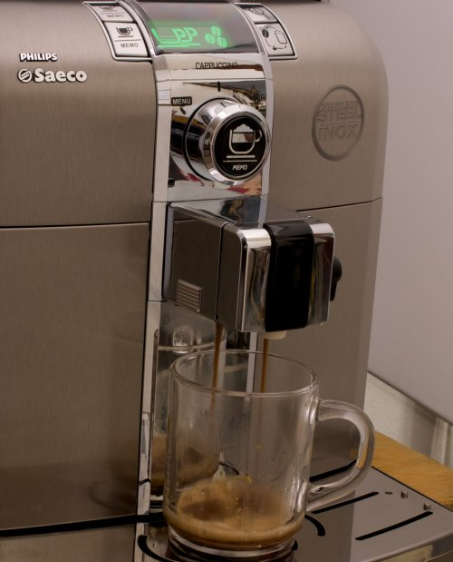 Saeco Espresso Pull