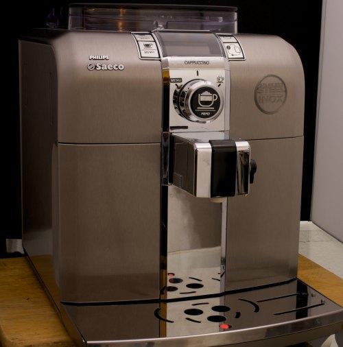 saeco machine