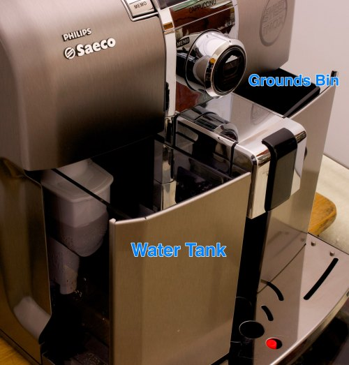 Saeco Water Tank