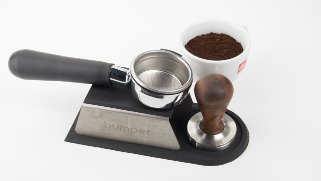 espresso-tamping start