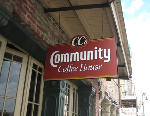 Community Coffee New Orleans