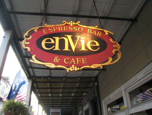 The worst espresso in the French Quarter