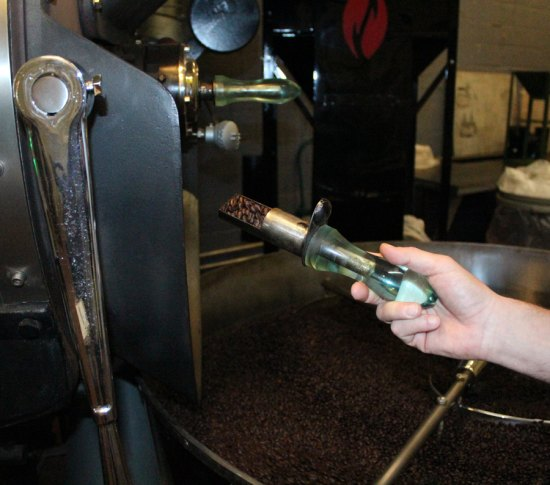 Meeting The Roaster: Arne Holt of Caffé Calabria
