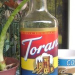 Coffee Granita Cream Recipe and the History of Torani Syrups