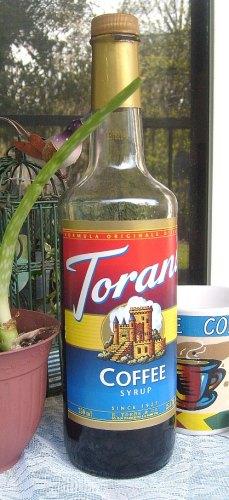 Torani Coffee Syrup