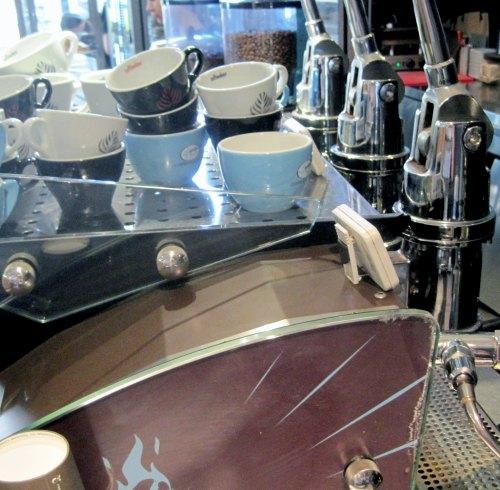 espresso machine vancouver