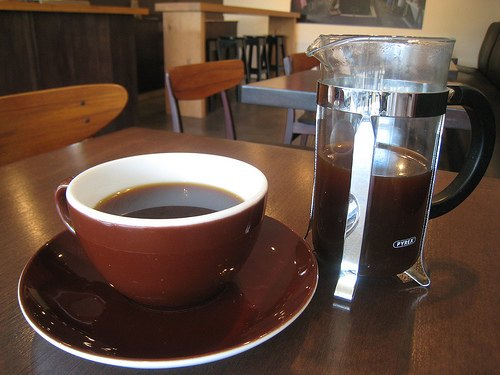 Clover Coffee at Elysian Coffee