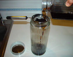 Home Cold-Brewed Iced Coffee