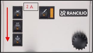 Silvia Machine Off Switch