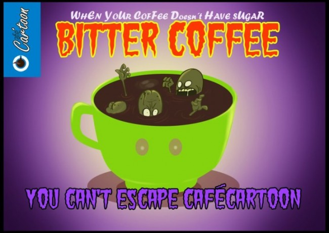 cafe-cartoon-bitter-coffee