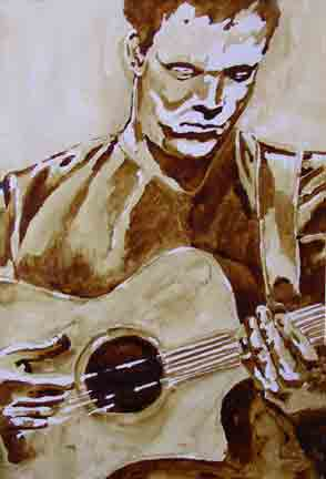 dave matthews - Coffee artwork