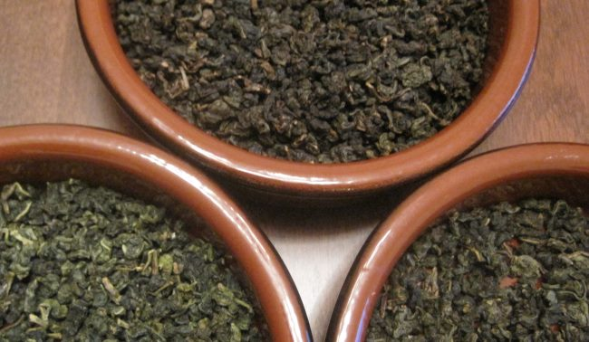 3 oolong roasts