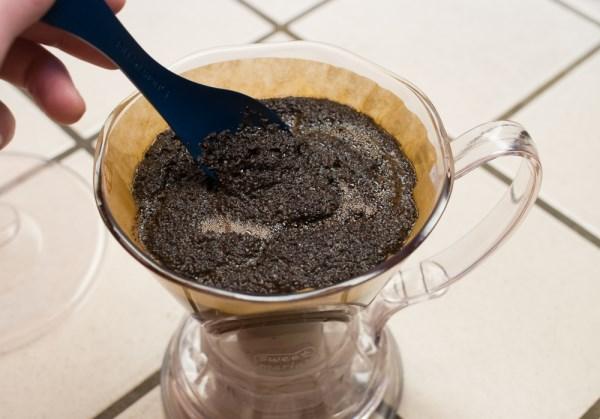 Clever Coffee - Optional Stir