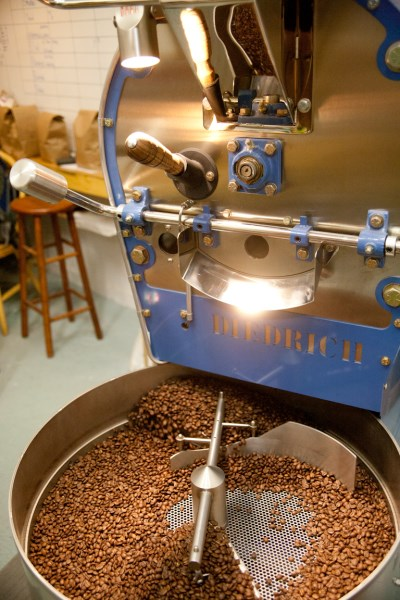 Dietrich coffee roaster