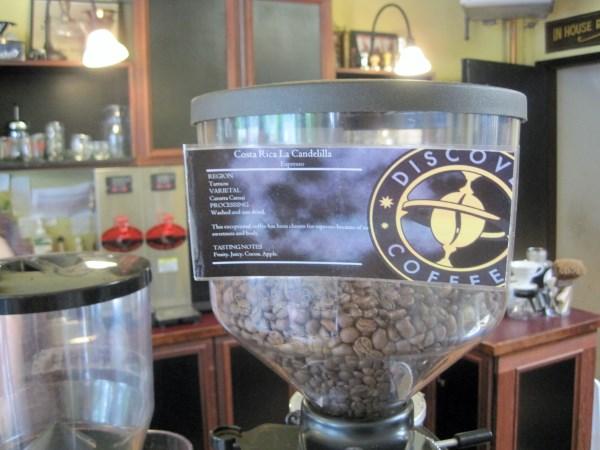 Discovery Espresso