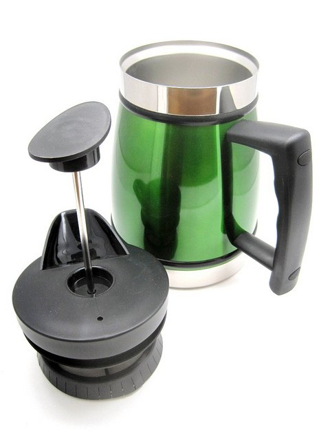 Planetary Design Table Top Press Pot Coffee Maker
