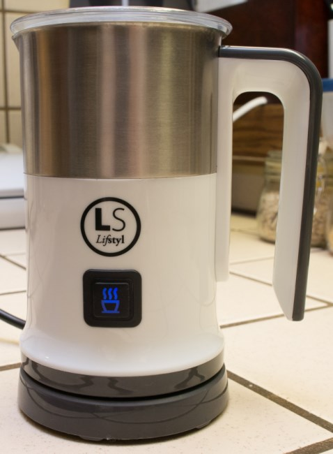 LifStyl Milk Frother Review