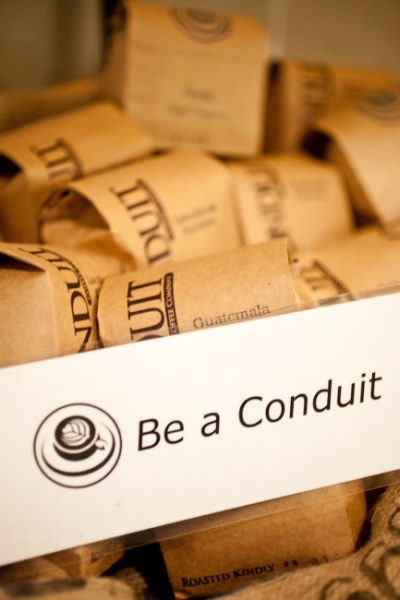 be a Conduit