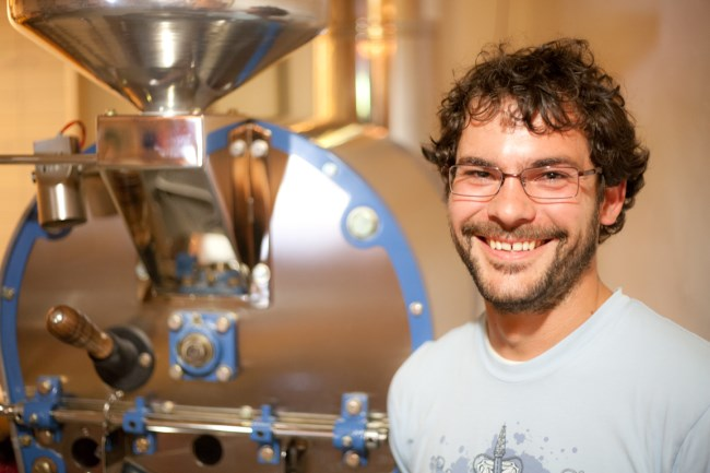 Meet the Roaster: Interview with Jesse Nelson of Conduit Coffee