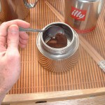 Brewing Espresso in a Moka