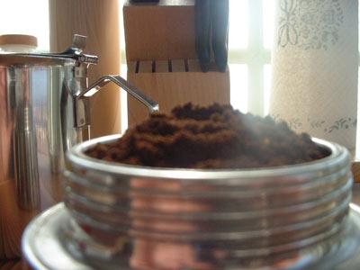 Espresso in the Moka Pot
