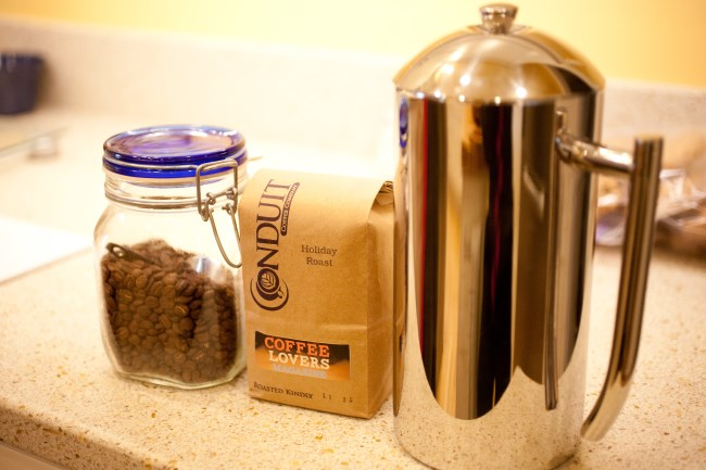 The Frieling French Press