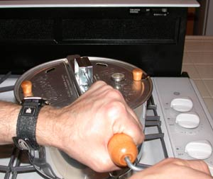 crank roaster