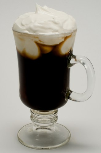 The Best Irish Coffee in the World
