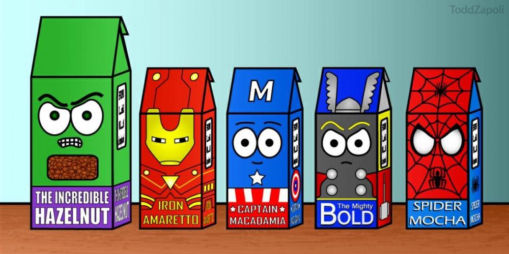 Coffee Avengers