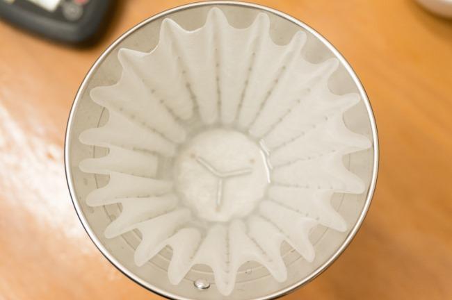 Kalita Wave Rinsed Filter