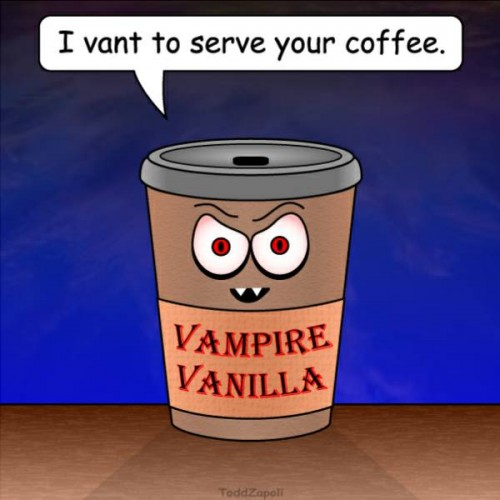 vampire vanilla