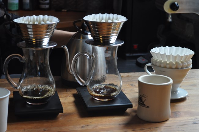 V60 Coffee Kalita Wave Coffee Bre...