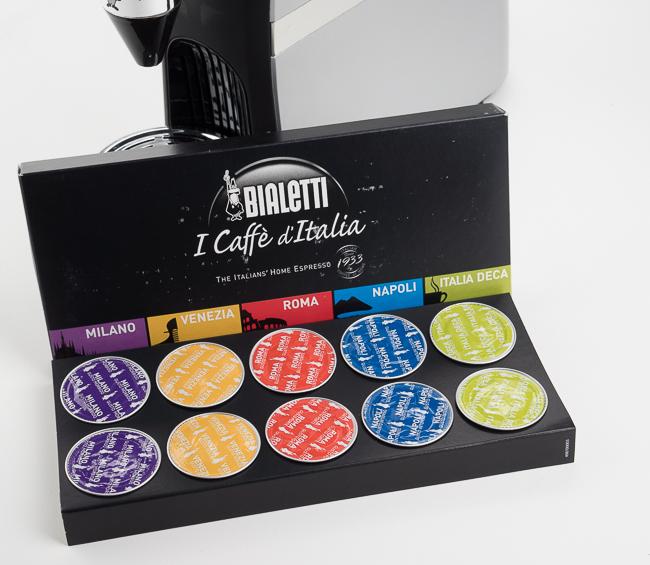 bialetti diva espresso pods