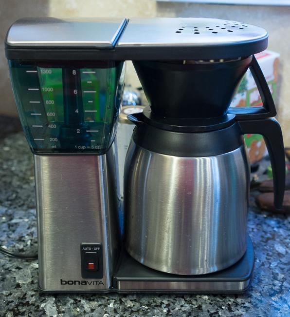 Bonavita Coffee Maker versus the Technivorm Moccamaster - I Need Coffee