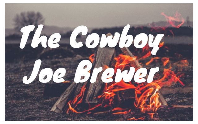 Making Coffee With the Cowboy Joe Coffee Brewer
