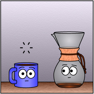 Chemex Coffee Brewing Tutorial by Inanimate Objects