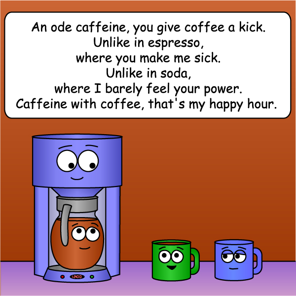 ode to Caffeine