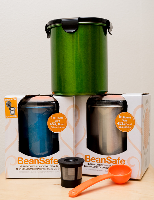 BeanSafe Coffee Storage & BeanSafe Coffee Storage Container Review - I Need Coffee