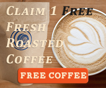 Free Fresh Roasted Coffee