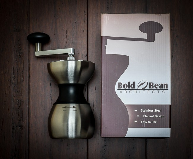 Bold Bean Architect Manual Grinder