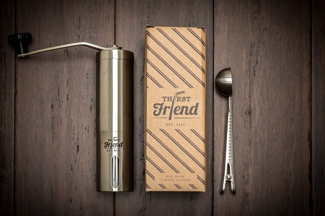 Thirst Friend Manual Grinder