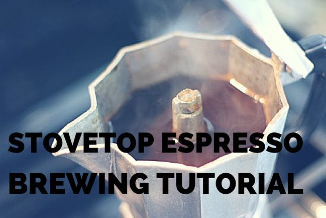 Stovetop Espresso Brewing Tutorial