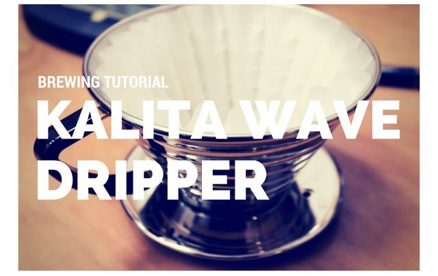 kalita wave dripper