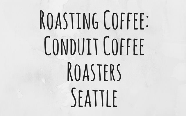 Conduit Coffee Roasters