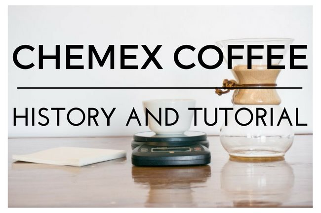 Chemex Coffee Brewing – History and Tutorial
